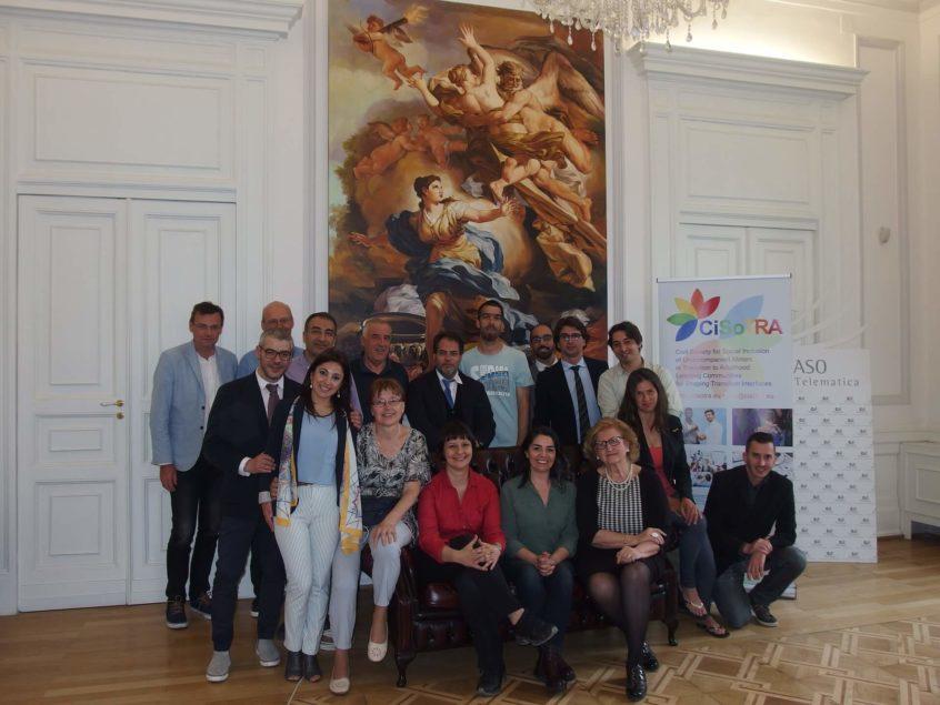 CiSoTRA meeting Naples 2018