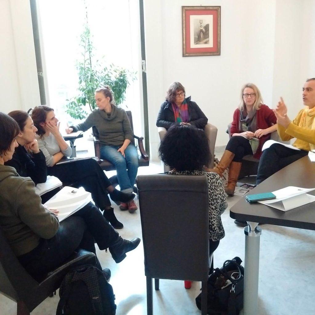 Cisotra Project Naples November 2018
