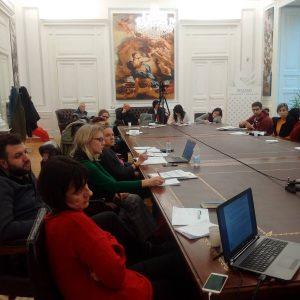 General training Naples 2019