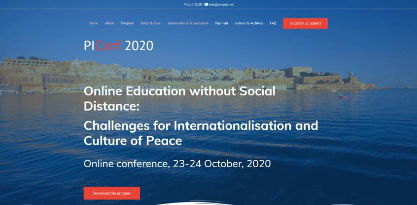 Piconf 2020